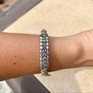 AEO Rhinestone Bracelet